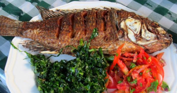 how to cook fish stew in kenya