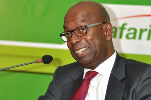 Safaricom CEO Bob Collymore envisions a future where Safaricom will sit at the heart of an integrated innovation and transaction ecosystem that supports the transition of the Kenyan economy into the digital age.