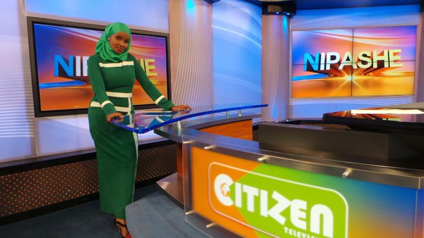 Image result for citizen tv studio