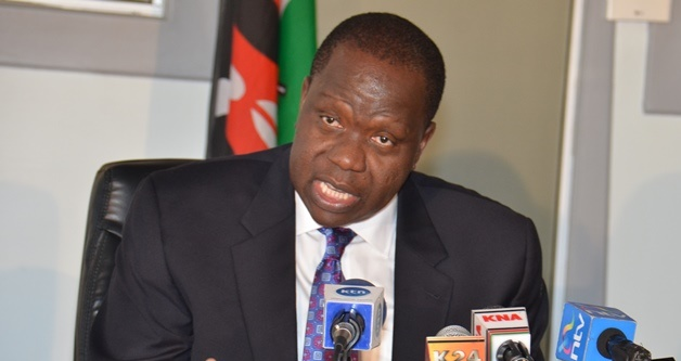 Dr Fred Matiangi