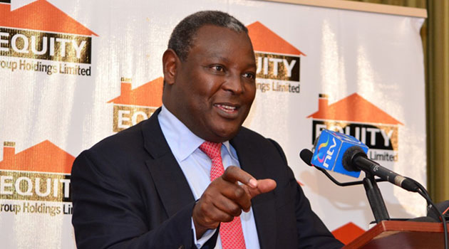 James Mwangi Euity Bank
