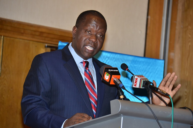Interior CS Fred Matiang'i on Thursday signed deportation orders for chinese nationals who were filmed canning a Kenyan employee. www.businesstoday.co.ke