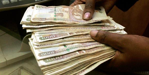 Money Shilling