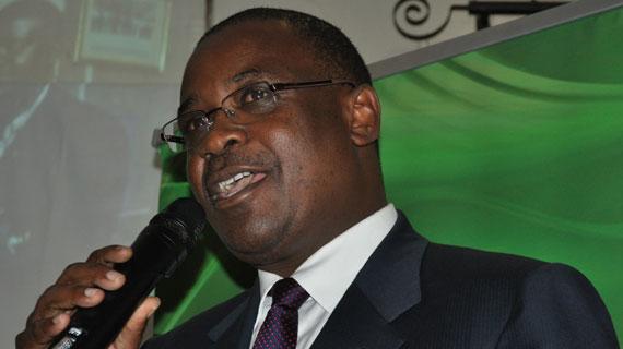 Dr Evans Kidero 2