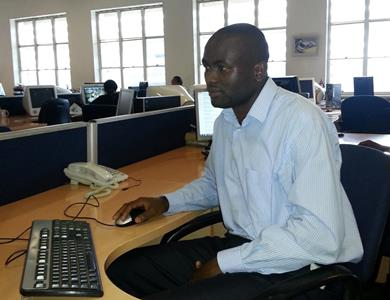 Justus Wanga joins Standard