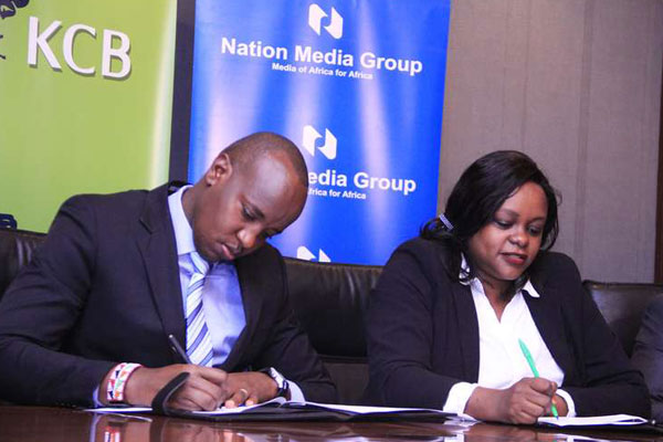 Standard Group And Kcb Pen Deal For Lions Den Season 2 Tv Show
