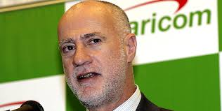 Safaricom Acting Chief Executive Officer Michael Joseph. The company has reportedly lost billions after a technical glitch in introducing No expiry data bundles and airtime. www.businesstoday.co.ke