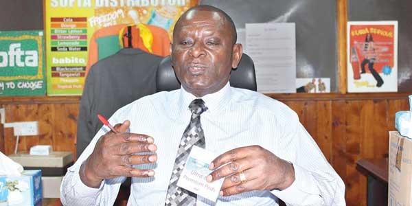 Peter Kuguru has endured numerous challenges.