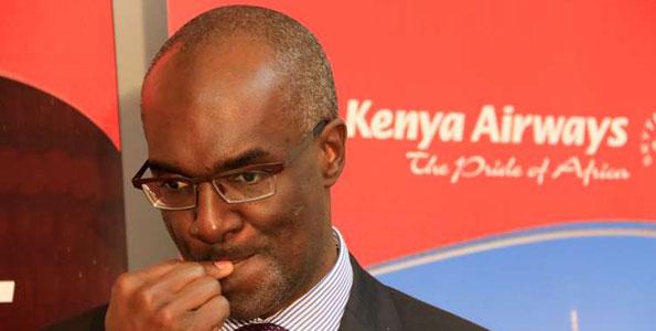 Mbuvi Ngunze resigns as Kenya Airways CEO | The Star, Kenya