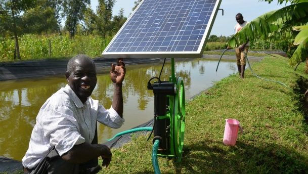 Monitor Water Pumps On Phone Business Today Kenya