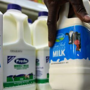 Brookside Dairy products. The company has paid out over Ksh100 million as bonuses to farmers in 2020.