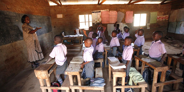 Image result for ecd teacher in kenya