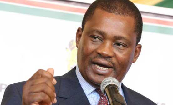 Speaker Justin Muturi www.businesstoday.co.ke
