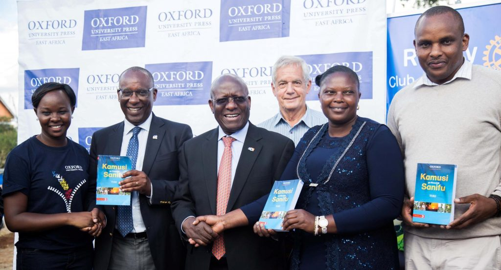 Rotary Club, OUP partner to buy books for needy kids - Business