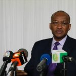 Central Bank of Kenya Governor Patrick Njoroge. The Monetary Policy Committee once again retains signature rate at 9%. www.businesstoday.co.ke