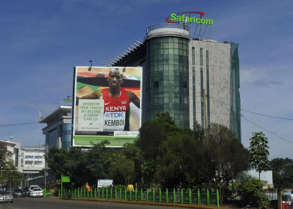 Safaricom RELATED STOCKS