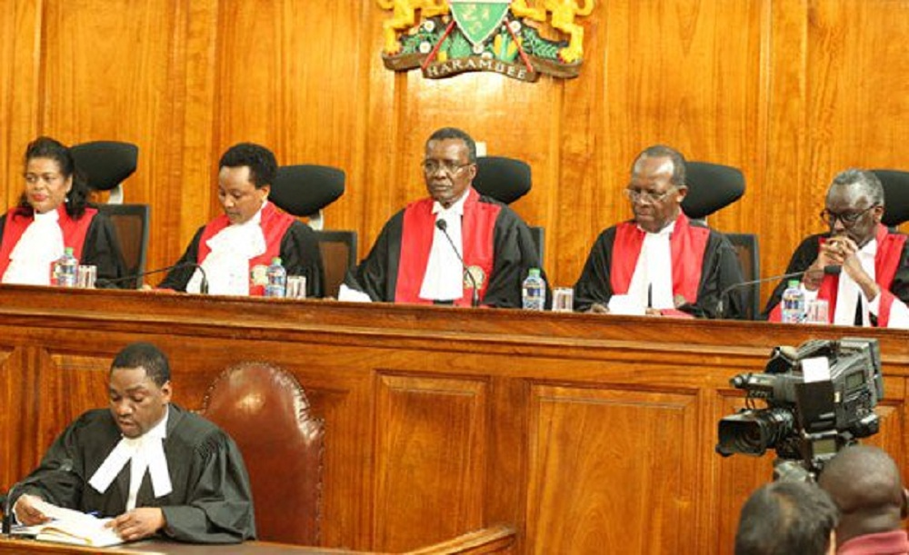 Supreme Court puts IEBC on the spot over poll fiasco ...