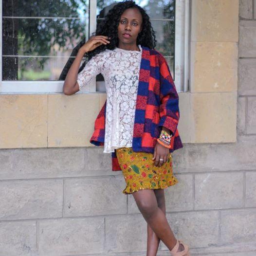 emmah-amoni Emmah Amoni: Mtumba dealer turned fashion designer