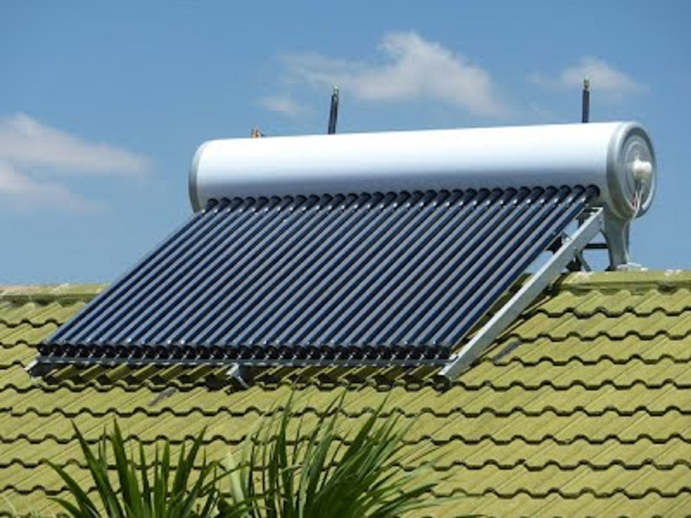 Solar Water Heating Rules For Households Come Into Force