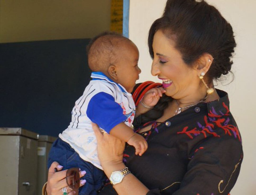 Gina-Din-was-appointed-UNFPA-Ambassador Gina Din Kariuki opens up on her struggles