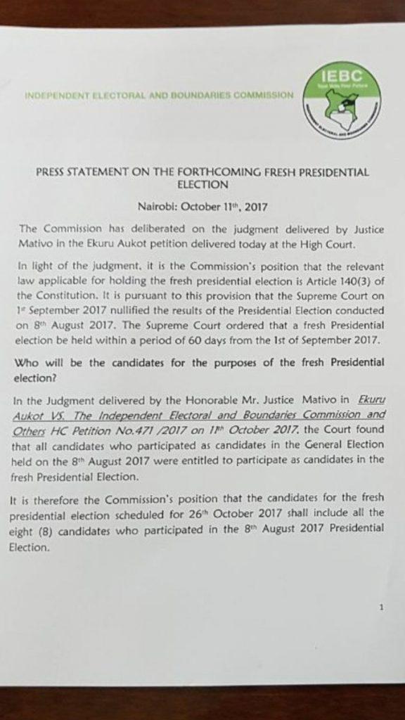 IEBC-statement-576x1024 IEBC allows eight to vie for presidency