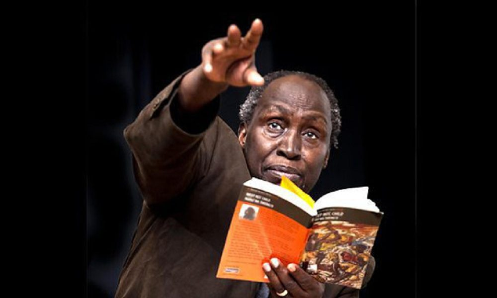 socialist realism in ngugi wa thiongos Full-text paper (pdf): modes of resistance in ngugi wa thiong'o's wizard of the crow.