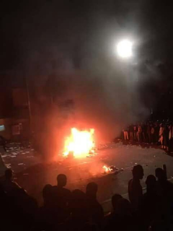 student-protests University of Nairobi shut over protests