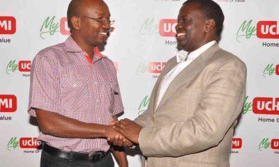 Julius Kipng'etich and Peter Kamau