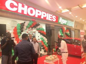 A Choppies Supermarket branch. The company has put up its Kenyan property for sale. www.businesstoday.co.ke