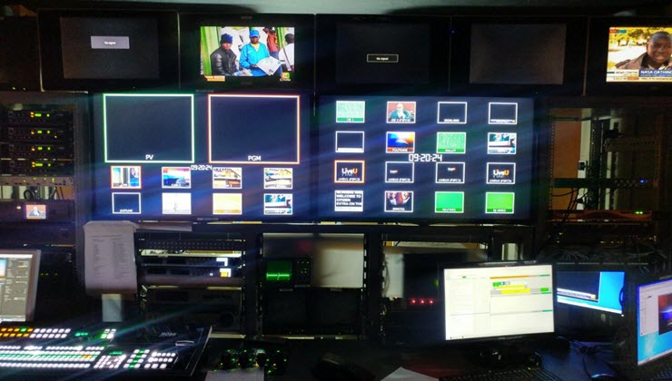 TV stations shut down over Raila oath coverage - Business