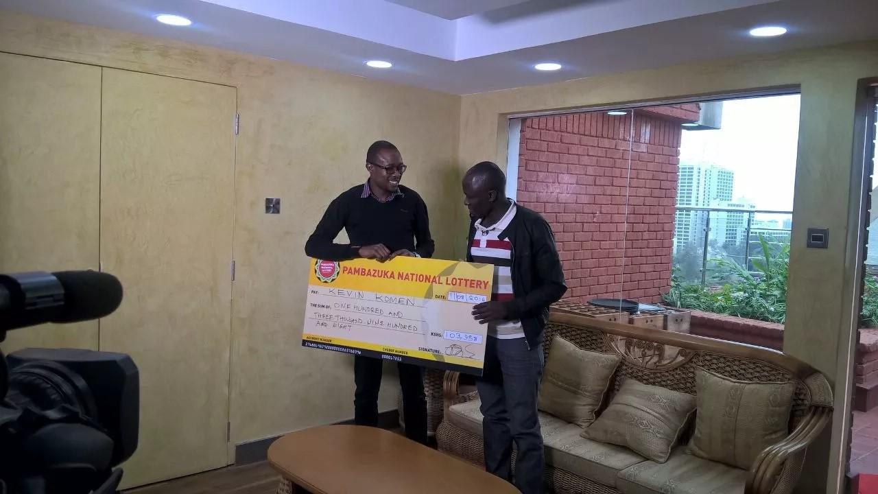 Pambazuka-National-Lottery-winner Gamble gone bad for Pambazuka lottery?