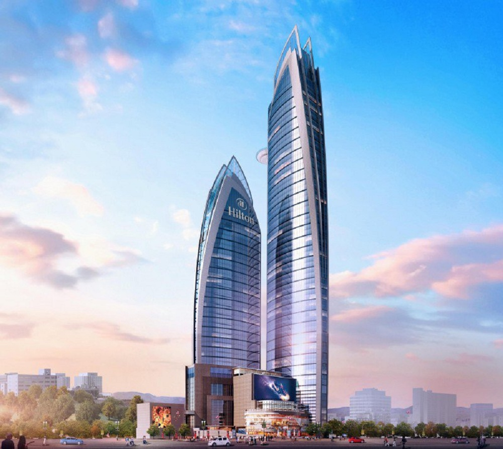 Construction Of Africa's Tallest Building Gets Underway In