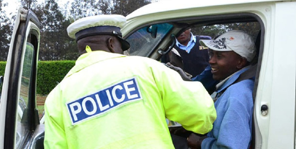 Image result for Traffic police Kenya