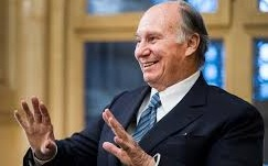 Aga-Khan-1 Central tycoons behind Nation Media takeover bid