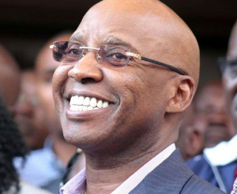 Jimmy Wanjigi 1 - Court gives businessman Wanjigi victory over gun charges