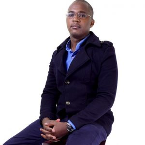 LipaSafe Kenya CEO Kenvis Kirocho. The company is targeting cutting out conmen in the online business arena. www.businesstoday.co.ke