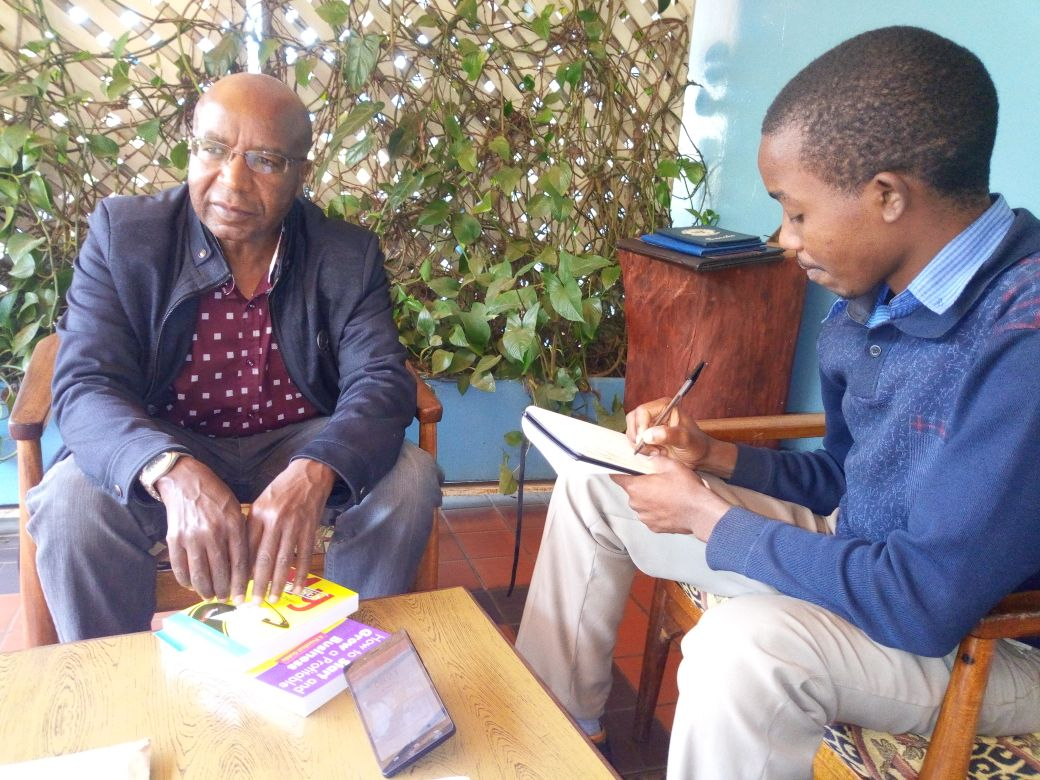 Wainaina-wa-Njeri Retired but not tired: Career nomad who has worked for 10 employers
