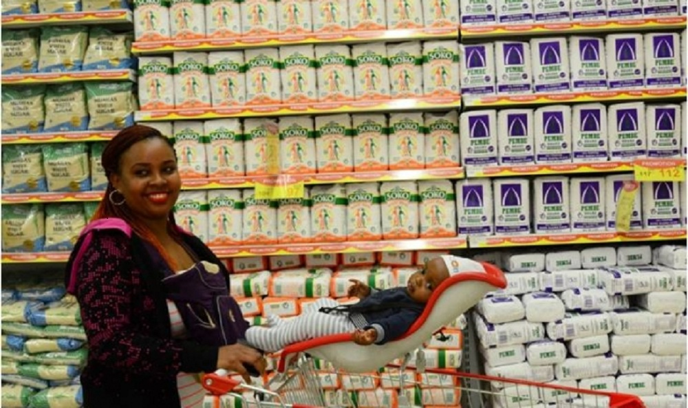 Kenya 39 s middle class finds new home at carrefour - Kenay home outlet ...