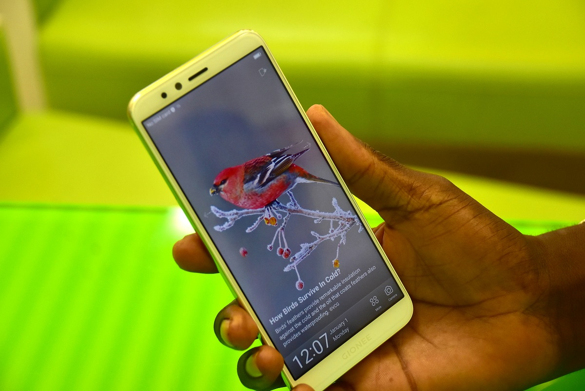 Gionee-S11-Lite-launched-in-Kenya Gionee targets trendy Kenyans with S11 Lite smartphone
