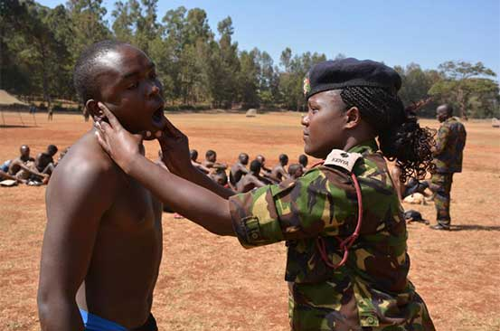 KDF-recruitment Six places you are sure to get a job this year