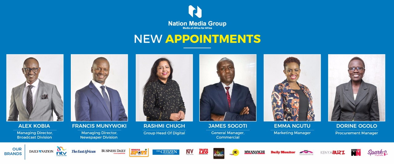 NMG-appointments NMG shakes up its management to stimulate growth