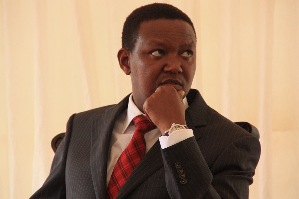 Machakos Governor Alfred Mutua claims that he received threats from Murkomen, Duale and the Deputy Presidents. www.businesstoday.co.ke