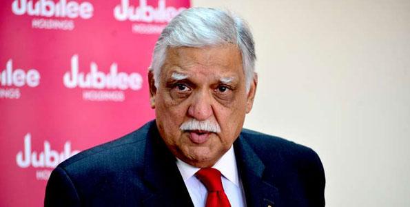 Jubilee-Insurance-Kenya-chairman-Nizar-Juma CEO resignation puts Jubilee chairman on the spot