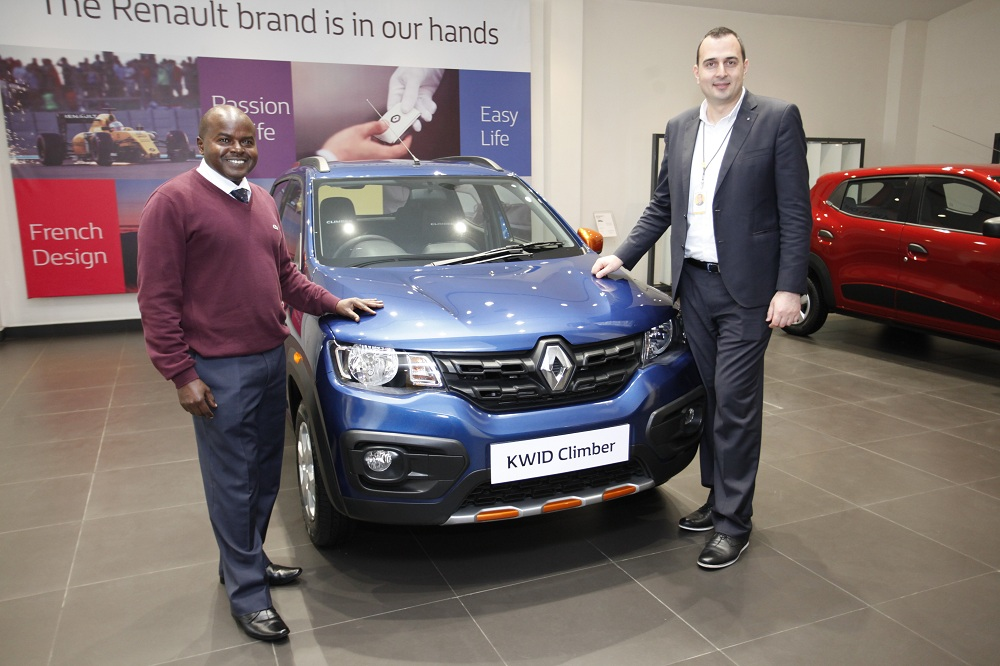 Renault Kwid Model That Will Turn Heads Unveiled In Kenya Business