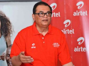 Airtel Kenya CEO Prasanta Das Sarma www.businesstoday.co.ke