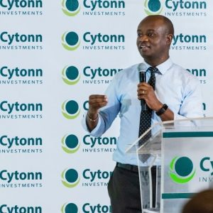 Cytonn Investments Chief Executive Officer Edwin H. Dande. PHOTO / BUSINESS TODAY