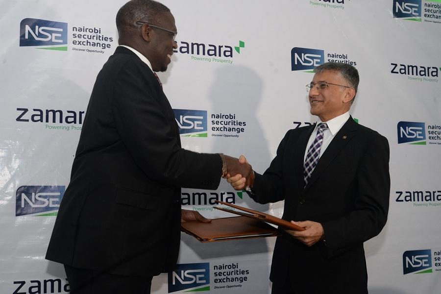 Nse Zamara Launch Joint Training Programme Business Today Kenya