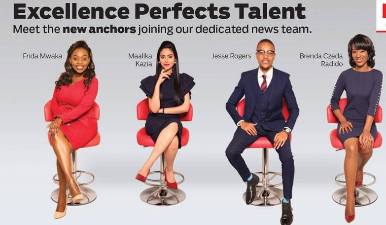 Media Wars   Ktn Bets On Fresh Talent