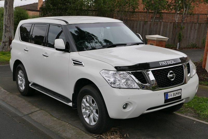 Where Sh200,000 can buy you a new Nissan Patrol - Business ...