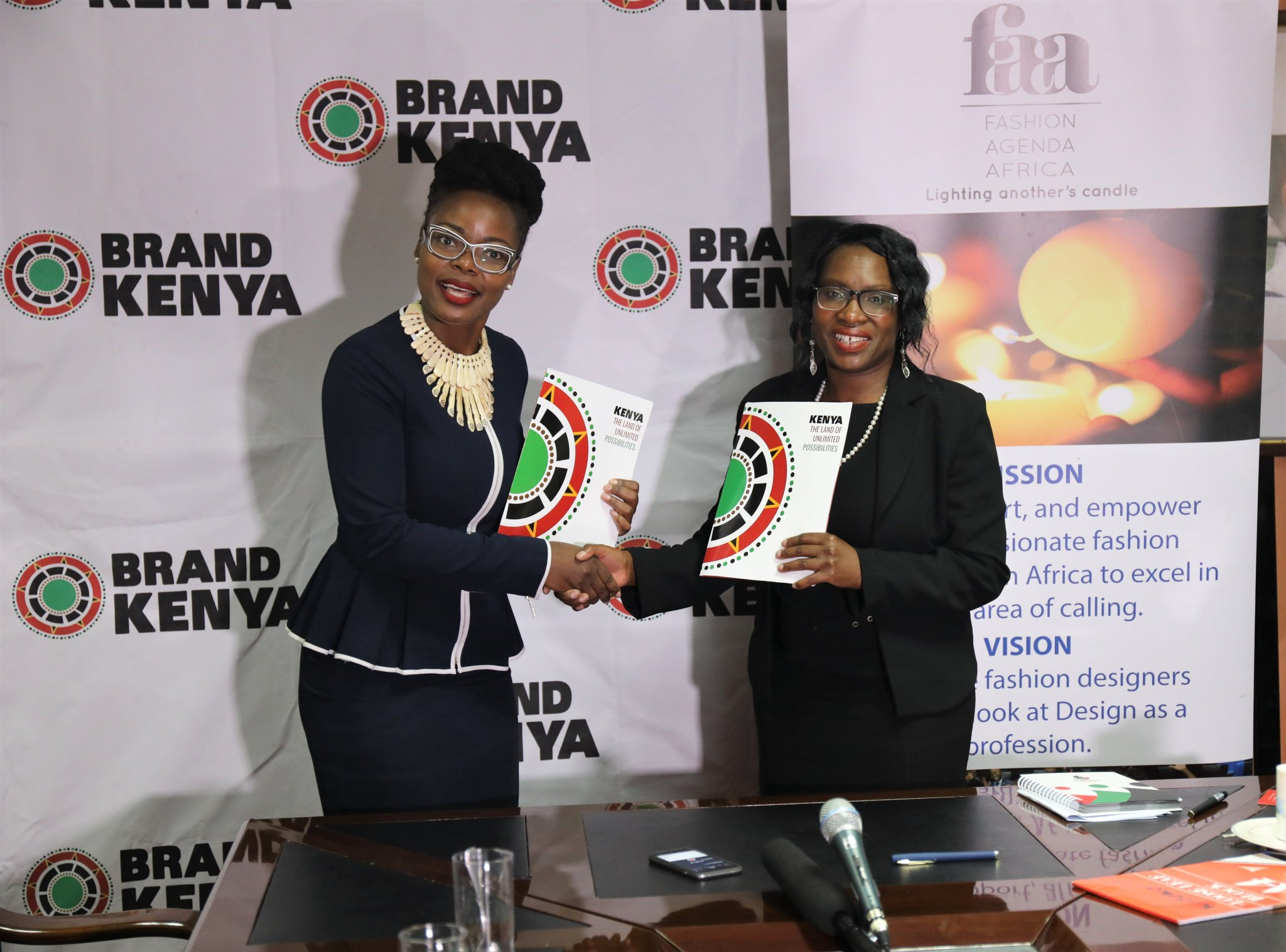 Fashion Agenda Africa Secures Deal To Push Made In Kenya Brand Business Today Kenya